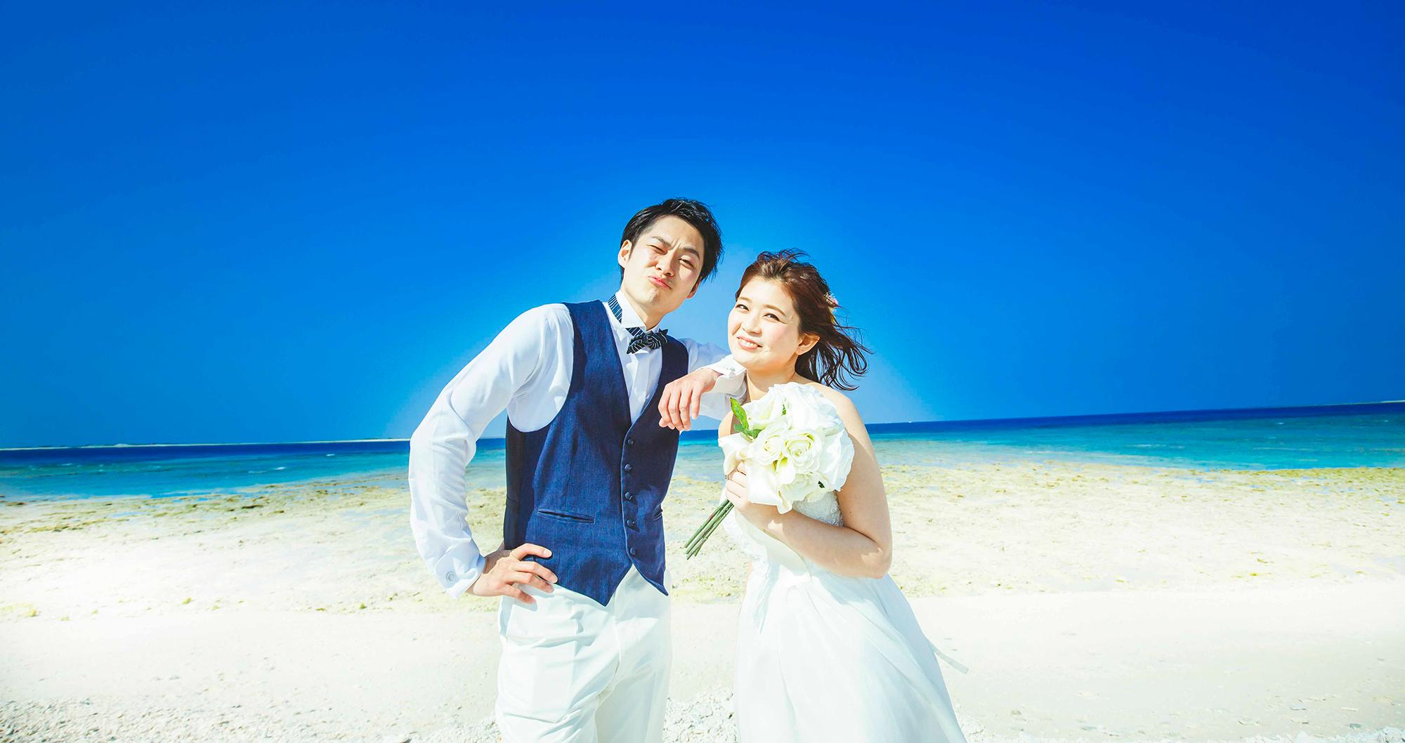 沖縄リゾートウェディングイメージ