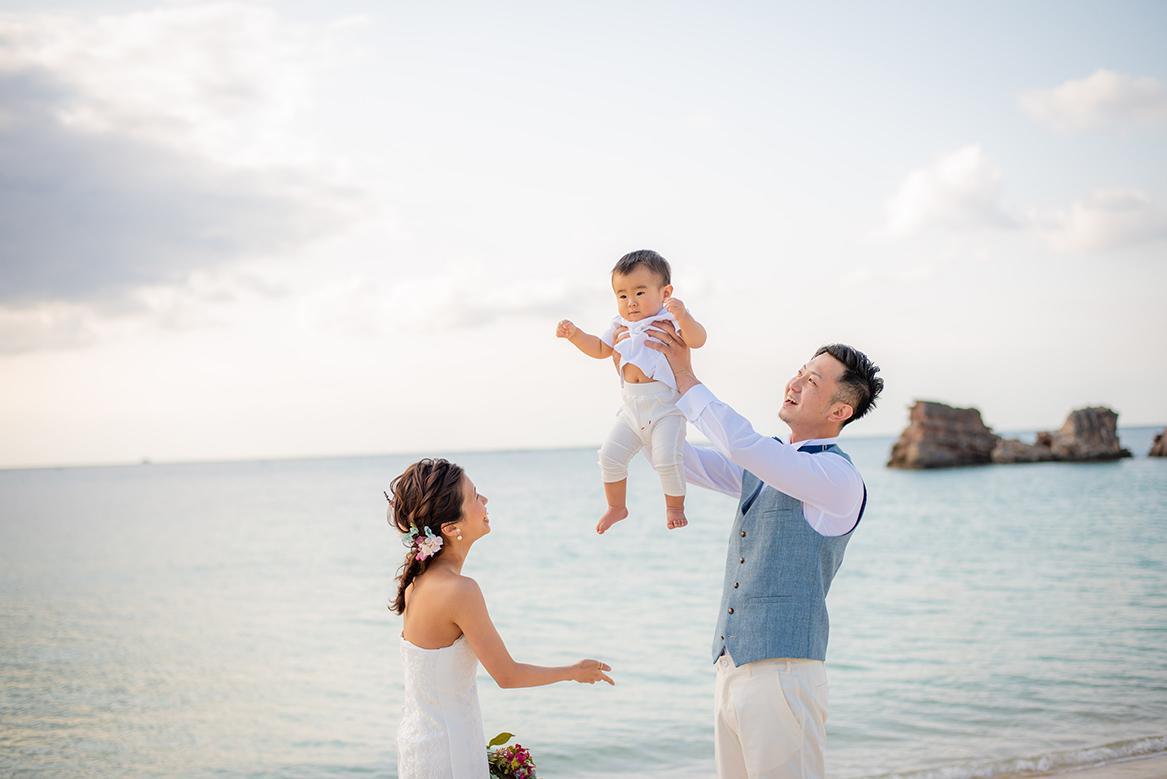 沖縄フォトウェディング